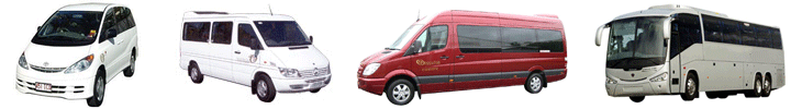 Conference Shuttle transfer hire  Brisbane